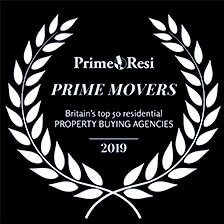Prime Resi 2019 - Top 50 Residential Property Buying Agencies